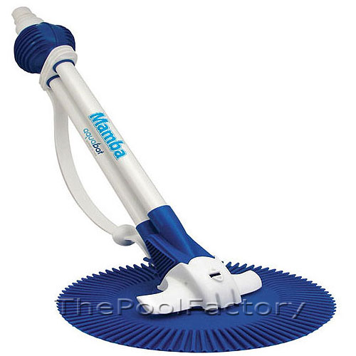 Mamba Automatic Above Ground Inground Pool Cleaner By Aqua Products Ebay